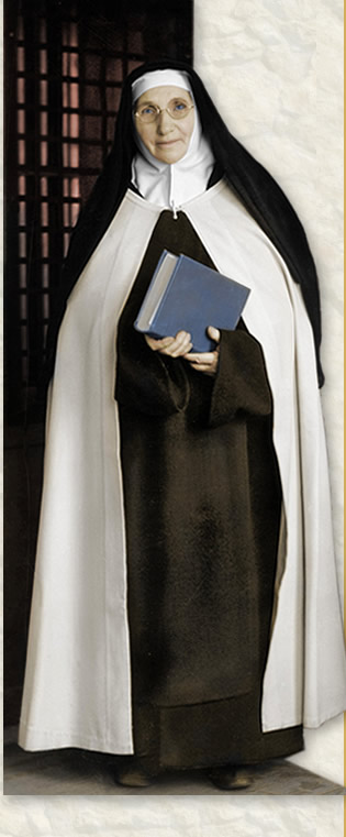 Mother Therese of Jesus, O. Carm. - Foundress of Carmelite Monastery of Allentown